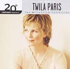 Twila Paris CD The Milliennium Collection